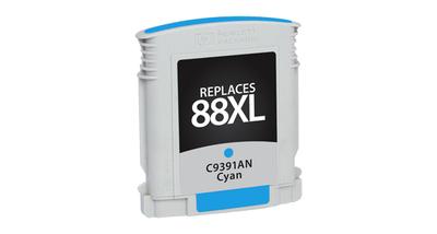 HP88XL C9391AN ---CYAN (Item#327)... (INK REFILL)